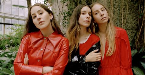 Haim Map Fall Tour in Support of 'Something to Tell You