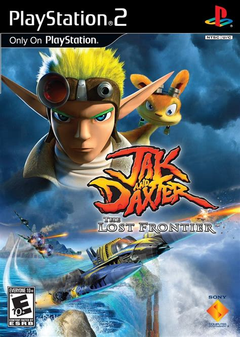 Jak and Daxter: The Lost Frontier Review - IGN