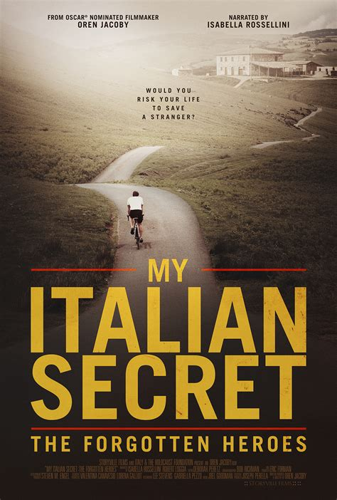 My Italian Secret: The Forgotten Heroes   Italy And The