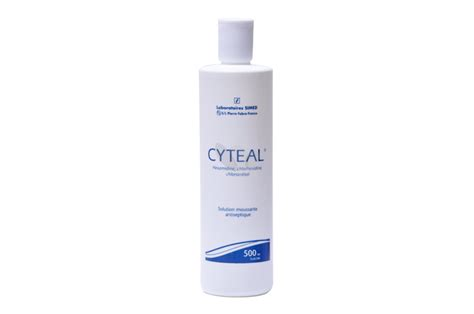 CYTEAL solution antiseptique 500 ml - Désinfectants et