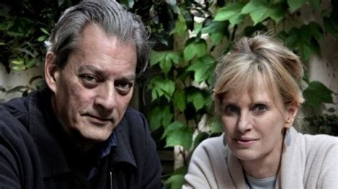 Paul Auster and Siri Hustvedt | The Rogovoy Report