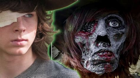 TWD Carl Theory - Proof that Carl can survive??? The
