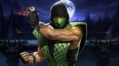 Mortal Kombat: Every Reptile Fatality Ever - IGN Video