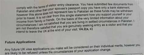 pakistani citizens - What should we do about a UK Standard