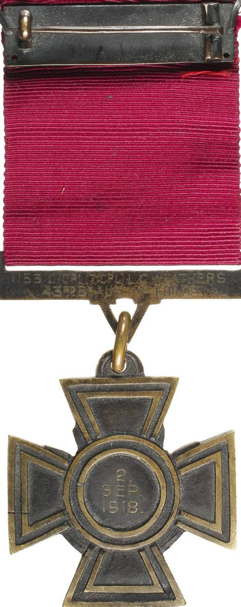 World War One soldier's Victoria Cross sells for £318k