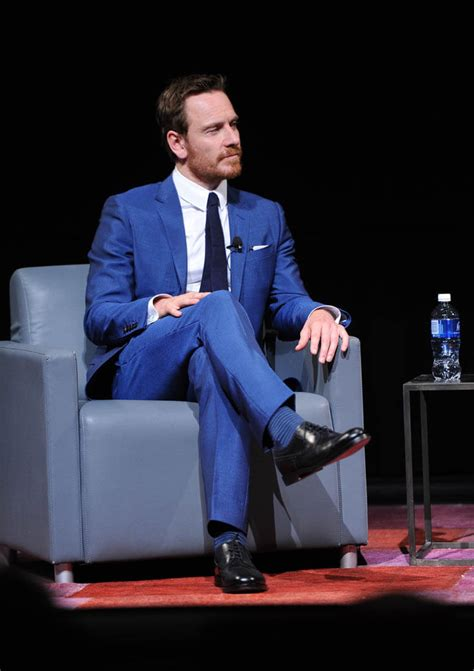 Michael Fassbender opens up at TIFF 2016 Soiree fundraiser