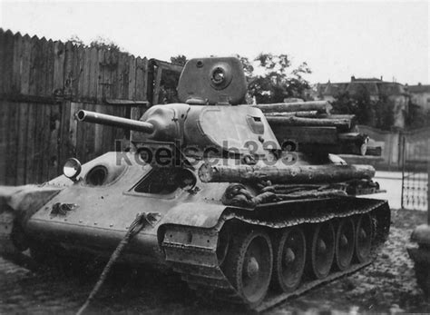 How much better was the Soviet T-34 tank compared to