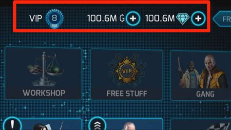 How to hack Gangstar Vegas, VIP and unlimited diamond