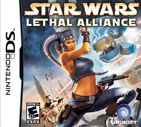 Star Wars: Lethal Alliance — StrategyWiki, the video game