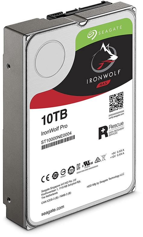 Seagate IronWolf Pro, 10 To | Top Achat