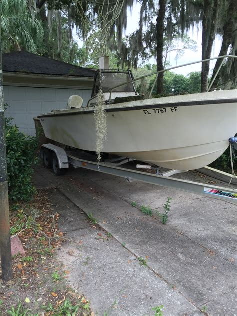 Thoughts on Classic Mako 20 - The Hull Truth - Boating and